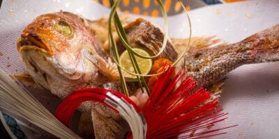 【お祝いプラン-近江牛特選会席-】<尾頭付き焼き鯛>想い出に残る料理と過ごす、特別な記念日――